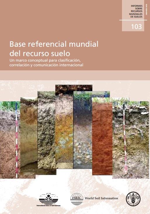 Base referencial mundial del recurso suelo suelos 2015 for Recurso clausula suelo