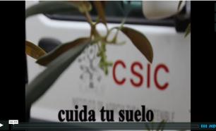 Vídeo 'Cuida tu suelo' IAS