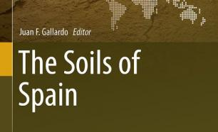 Portada de The Soils of Spain
