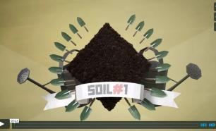 Let's talk about soil (Spanish). Hablemos del suelo.
